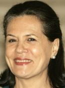 photo Sonia Gandhi