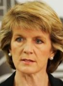 foto Julie Bishop