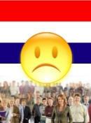 Politieke situatie in Nederlan- tevreden