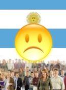Sit. política en Argentina - insatisfecho