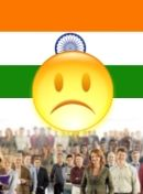 Political situation in India - dissatisfied