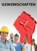 Foto  Gewerkschaften in Deutschland