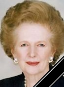 photo Margaret Thatcher