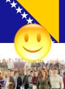 Politička situacija u BiH -zadovoljan