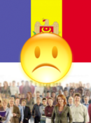 Situaţia politică din Moldova - nemulţumit