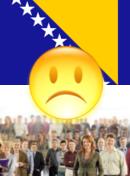 Politička situacija u BiH - nezadovoljan