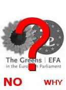 NO! Greens-EFA