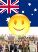 photo Political situation in Australia - satisfied