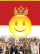 photo Politička situacija u Crna Gora - zadovoljan