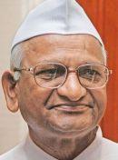 foto Anna Hazare