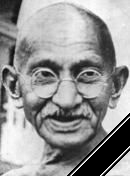 photo Mohandas Gandhi