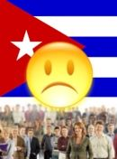 Political situation in Cuba - dissatisfied