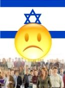 Political situation in Israel - dissatisfied
