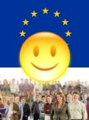 Foto Political situation in the EU - satisfied