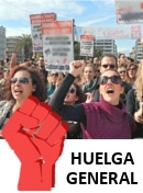 photo  Huelga general en España