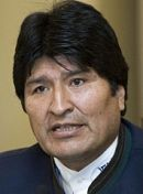 photo Evo Morales Ayma