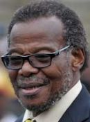 photo Mangosuthu Buthelezi