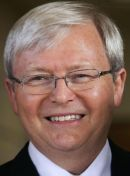 photo Kevin Rudd
