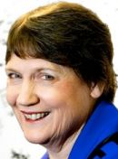 photo Helen Clark