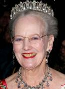 photo Margrethe II
