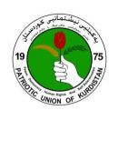 icon Patriotic Union of Kurdistan
