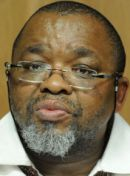 photo Gwede Mantashe