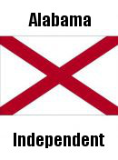 写真  Alabama Secession