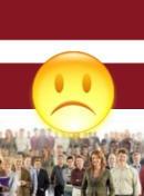 Politiskā situācija Latvija - neapmierināts