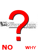NO! Constitution Party (USA)