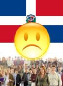 Sit.polític.en la República Dominicana - insatisfecho