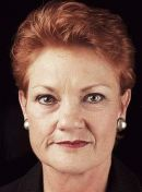 photo Pauline Hanson
