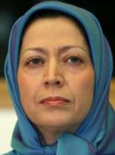 icon Maryam Rajavi
