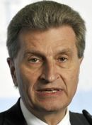 照片 Günther Oettinger