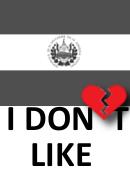 El Salvador - No me gusta