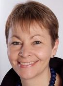 photo Caroline Lucas