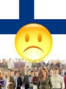 Political situation in Finland - dissatisfied