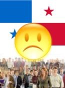 Situación política en Panamá - insatisfecho