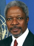 photo Kofi Annan