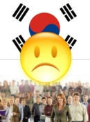 Political situation in South Korea - dissatisfied