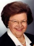 photo Barbara Mikulski