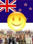 photo Political situation in New Zealand - satisfied