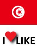 Tunisie -J'aime