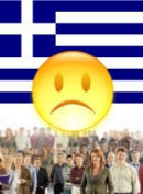 Political situation in Greece - satisfied