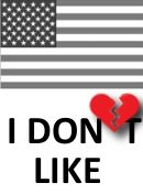 The United States - I don\'t like