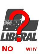 NO! Liberal Party of Australia
