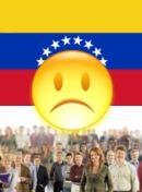 Sit. política en Venezuela - insatisfecho