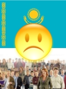 Political situation in Kazakhstan - satisfied