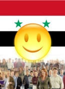 photo Political situation in Syria - satisfied