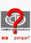  NO! Cambio Democrtico