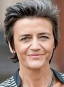 photo Margrethe Vestager